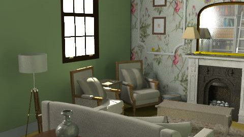 Kilburn Living room - Classic - Living room - by richardsbm