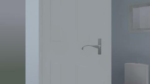 106 Dalberg - Shower room - Minimal - Bathroom - by mtippett