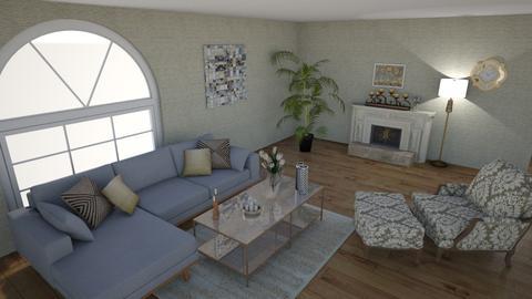 living room - Vintage - Living room - by seera