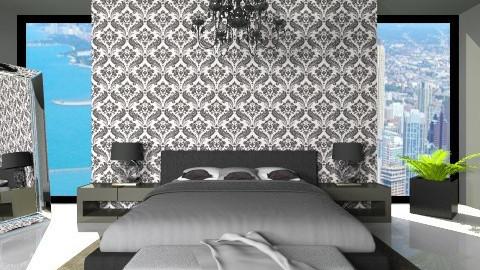 Luxury bedroom - Classic - Bedroom - by XValidze