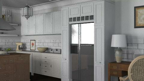 Family Home - Kitchen 2 - Classic - Kitchen - by LizyD