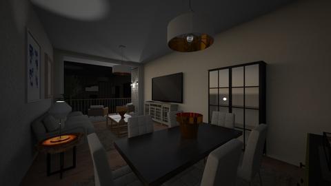 homie - Living room - by Ana Monteiro