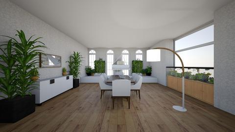 dining room - by abigail_j_feinberg