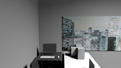 My future - Glamour - Office - by dzonov