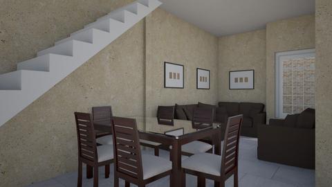 plan 2 - Living room - by argeideas
