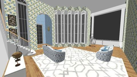 santai - Living room - by jinnnoty
