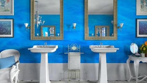left test e - Bathroom - by _Taz_