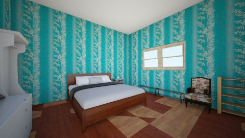 mollys room - Bedroom - by molly lacer