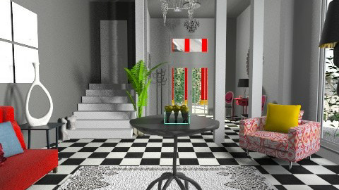 Grand hall - Eclectic - by Tuija