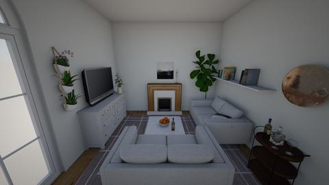 light - Living room - by natasznix