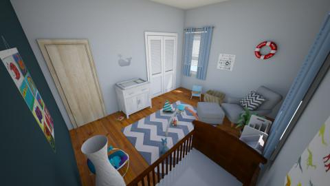 Nursery - Kids room - by decora88