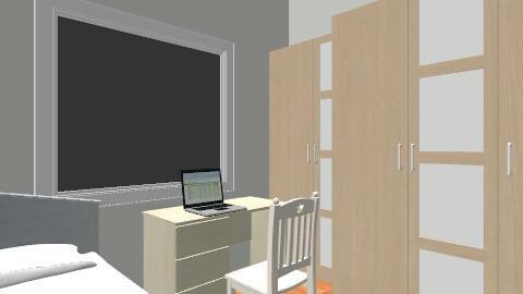Gyerek3 - Minimal - Kids room - by minicricket