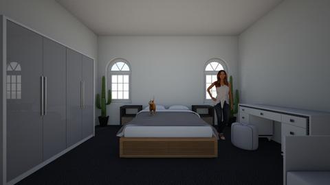 Safae El Otmani van 2AC - Modern - Bedroom - by Techniek SA