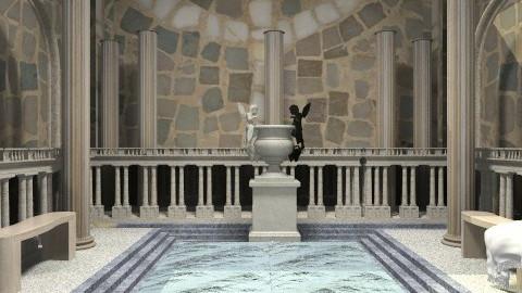 roman bath - Classic - Bathroom - by auntiehelen