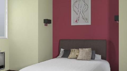 BED1 - Bedroom - by Caroline Lily