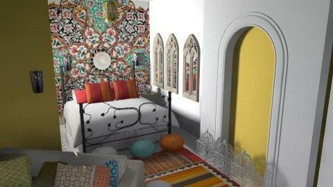 Ramadan Night 2 - Classic - Bedroom - by SariJo