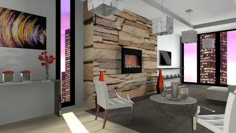 nbgv - Living room - by thyago123