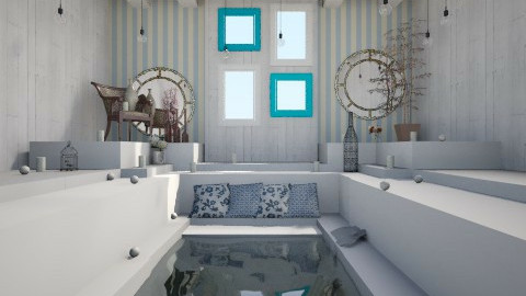 brindo  - Glamour - Living room - by facundo