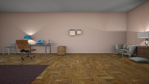 245 - Eclectic - Office - by rodrio  111 rfrr
