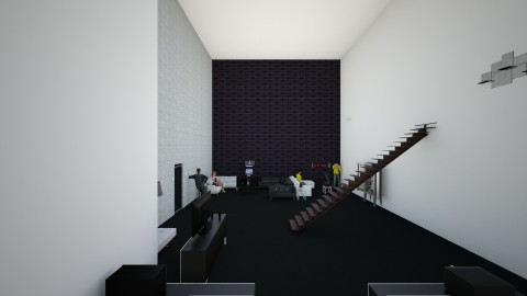 teen lounge - Modern - by anorak117