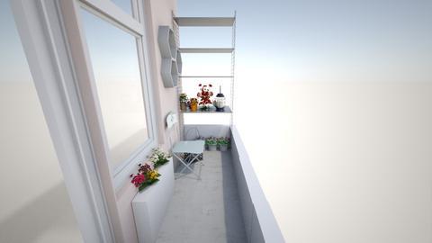 balkon - Garden - by morvaksu