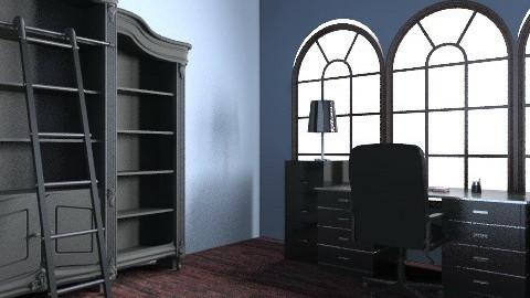 djfbrjebfg - Retro - Office - by 89dudes