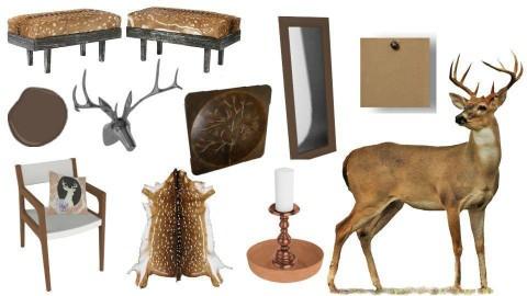 Deer - by twiggy098765