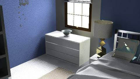 Morshead mansions partial - Modern - Bedroom - by amritbahra