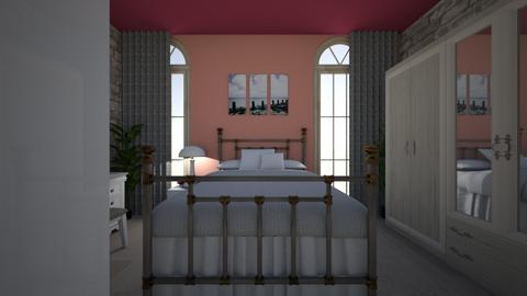 girl - Minimal - Bedroom - by Ritus13