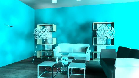 Master Bedroom w lounge - Bedroom - by LeeAnn Whaley