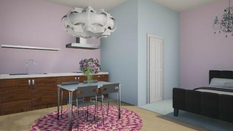 girly apartment - Feminine - Bedroom - by beautifulife