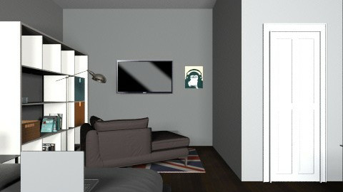 J Future Bedroom - Bedroom - by Jordan Anderson