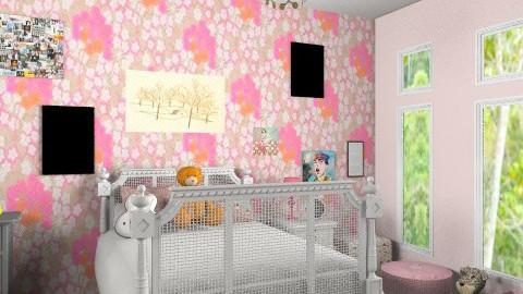 Cherry Blossom Girl - Modern - Bedroom - by missjojo