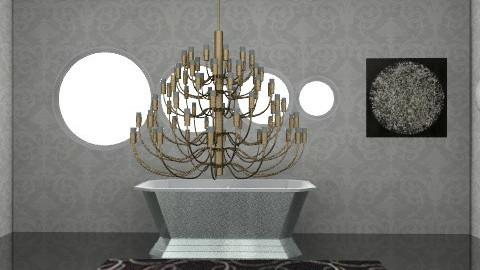 viva - Retro - Bathroom - by trees designs