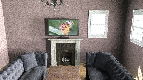 Living Room - Vintage - Living room - by jennak89