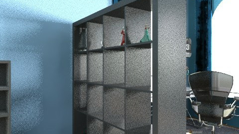 office - Minimal - Office - by aubriella