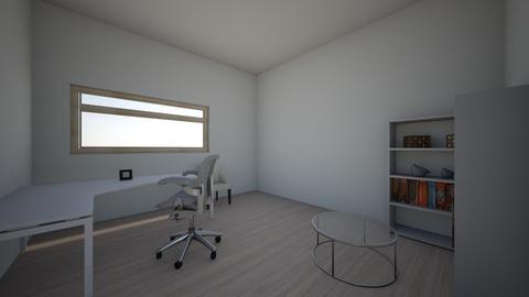 Office  - Modern - Office - by DMALEISK