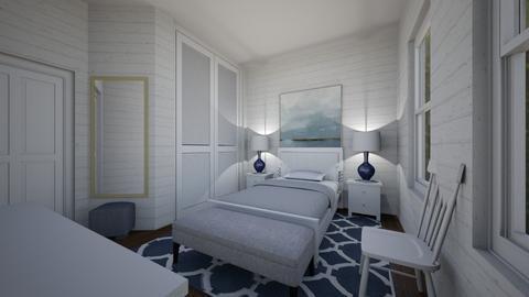 Bedroom 1 and 2 - Bedroom - by PenAndPaper