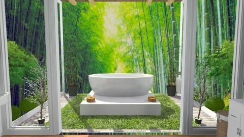 Bathroom 02 - Bathroom - by Thika