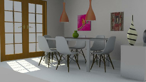 Dining1 - Dining Room - by fatbob