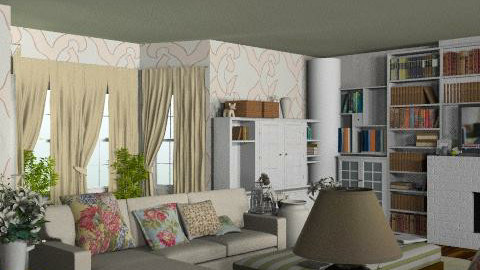 Chard - Classic - Living room - by cdeck1554