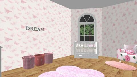 nursery - Kids room - by rororo