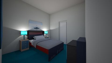 Week 6 - Bedroom - by Hazard165
