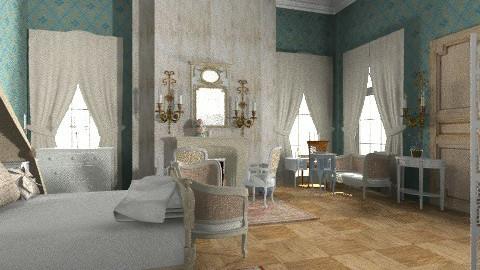 Boudoir - Classic - Bedroom - by PomBom