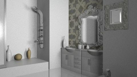 Wavis - Glamour - Bathroom - by SariJo