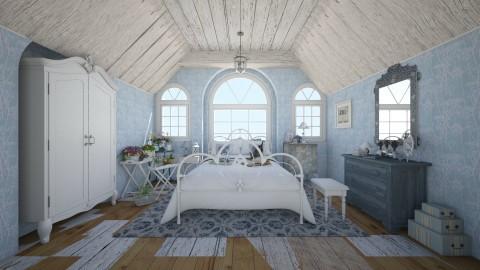 OLD GARDEN DREAMS - Modern - Bedroom - by leger1234567890