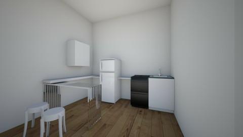 minha cozinha  - Kitchen - by Naimegouveia