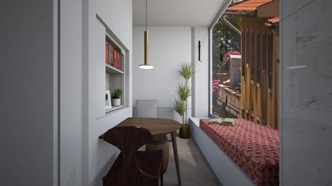 Casa206LivingandDining - Modern - Living room - by nickynunes