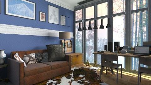 Fog - Country - Living room - by hetregent