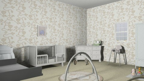 Stacey's W Cute Nursery - Glamour - Kids room - by Stacay Worrall